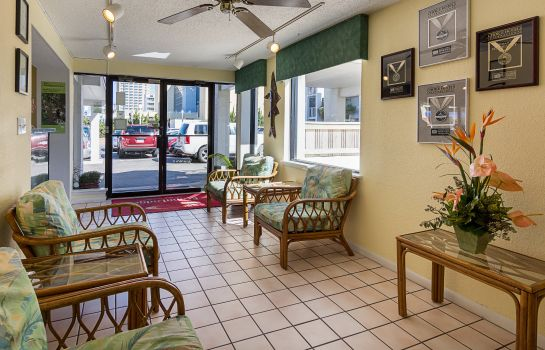 Restaurant Econo Lodge Virginia Beach - On the Ocean