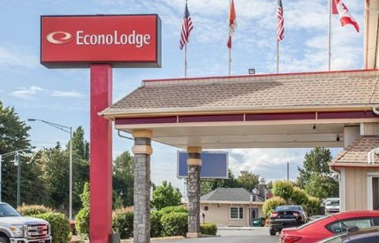 Außenansicht Econo Lodge SeaTac Airport North