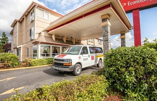 Info Econo Lodge SeaTac Airport North