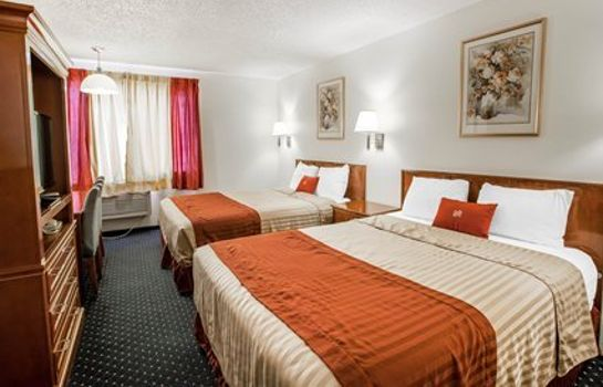 Zimmer Econo Lodge SeaTac Airport North