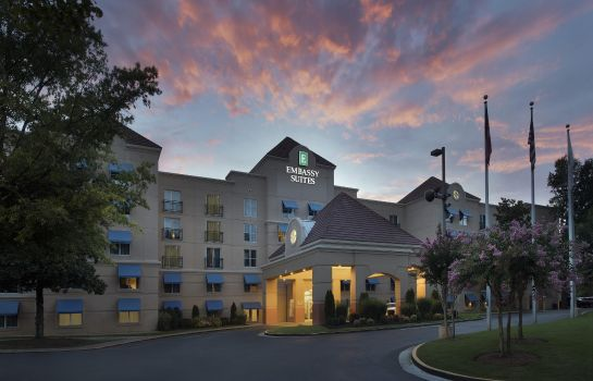 Exterior view Embassy Suites by Hilton Atlanta Airport