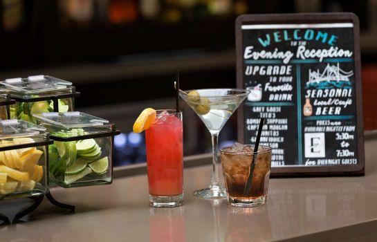 Hotel bar Embassy Suites by Hilton Atlanta Airport
