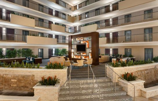 Lobby Embassy Suites by Hilton Atlanta Airport