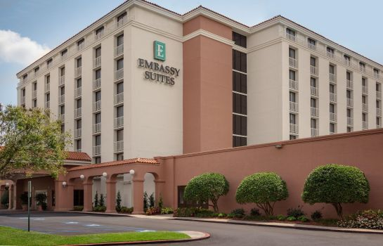 Vista exterior Embassy Suites by Hilton Baton Rouge
