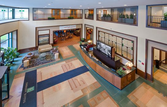 Hotelhalle Embassy Suites by Hilton Chicago O*Hare Rosemont