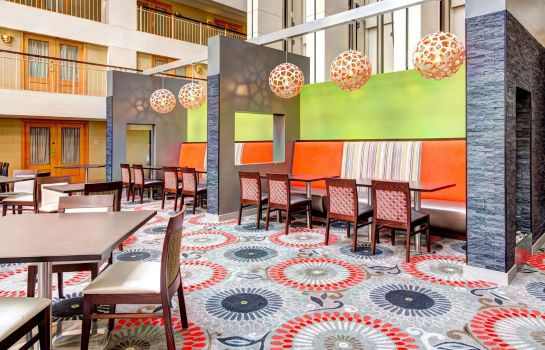 Restauracja Embassy Suites by Hilton Chicago O*Hare Rosemont