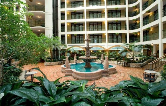 Hall Embassy Suites by Hilton Chicago Schaumburg Woodfield