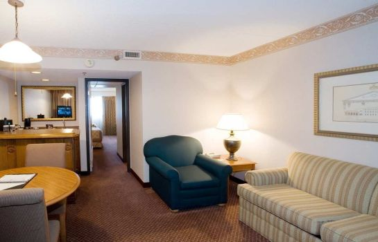 Suite Embassy Suites by Hilton Chicago Schaumburg Woodfield
