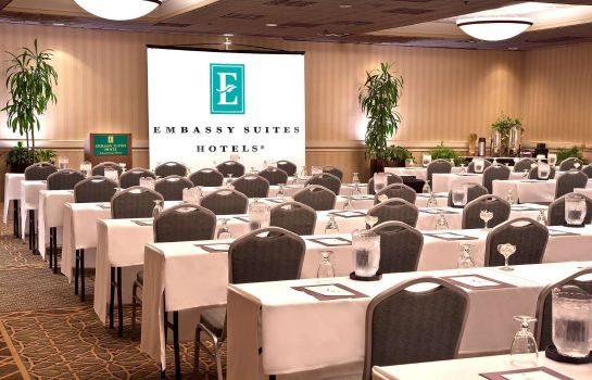 Sala congressi Embassy Suites by Hilton Chicago Schaumburg Woodfield