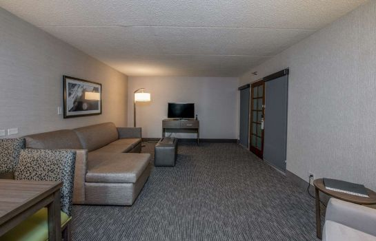 Zimmer Embassy Suites by Hilton Chicago Schaumburg Woodfield