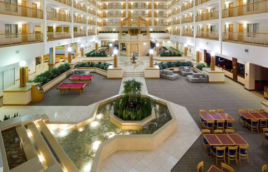 Hotelhalle Embassy Suites by Hilton Columbus Dublin