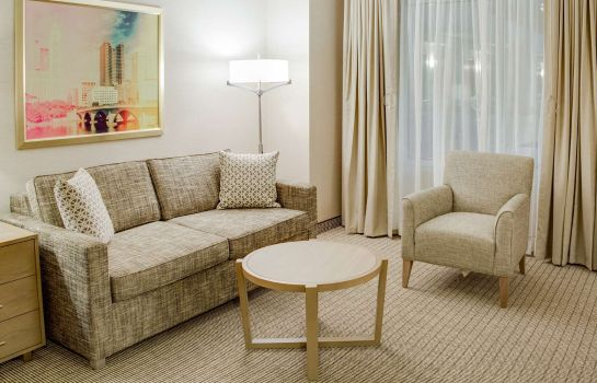 Zimmer Embassy Suites by Hilton Columbus Dublin