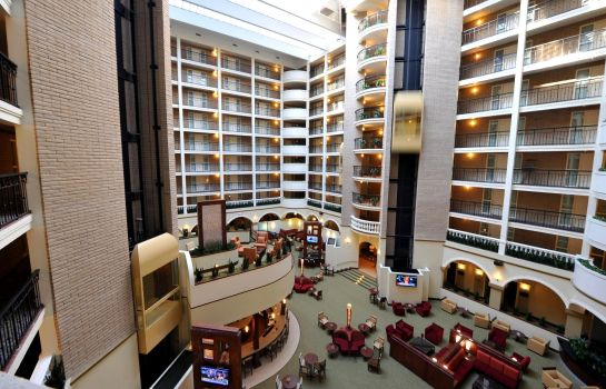 Lobby Embassy Suites by Hilton Dallas Park Central Area