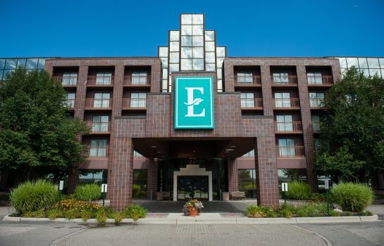 Exterior view Embassy Suites by Hilton Detroit Livonia Novi