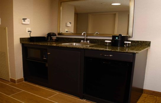Suite Embassy Suites by Hilton Detroit Livonia Novi