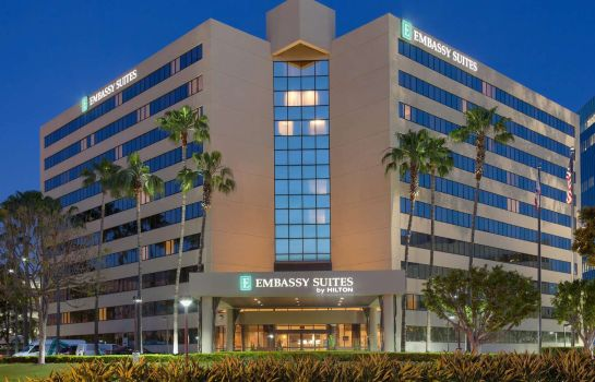 Exterior view Embassy Suites by Hilton Irvine Orange County Airport