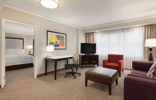 Room Embassy Suites by Hilton Irvine Orange County Airport