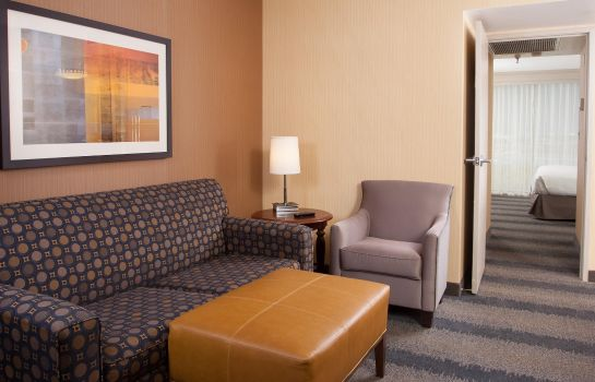Habitación Embassy Suites by Hilton Bloomington-Minneapolis