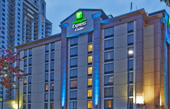 Exterior view Holiday Inn Express & Suites ATLANTA N-PERIMETER MALL AREA