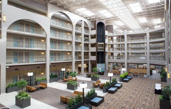 Hotelhalle Embassy Suites by Hilton Seattle-Bellevue