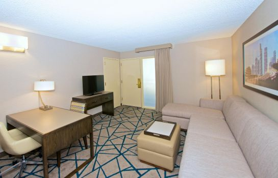 Suite Embassy Suites by Hilton Seattle-Bellevue