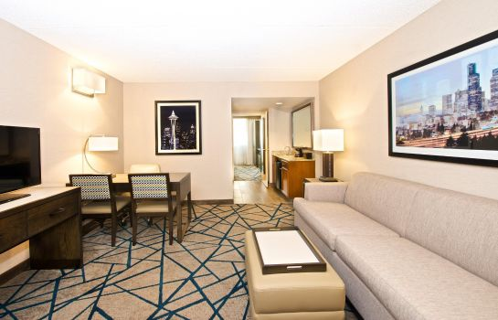 Suite Embassy Suites by Hilton Seattle Bellevue