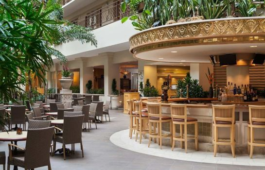 Bar del hotel Embassy Suites by Hilton San Francisco Airport
