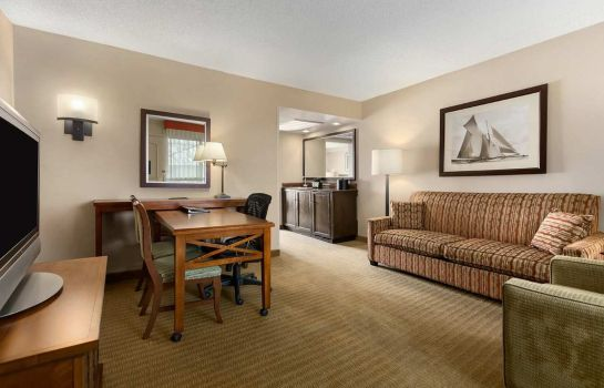 Suite Embassy Suites by Hilton San Francisco Airport