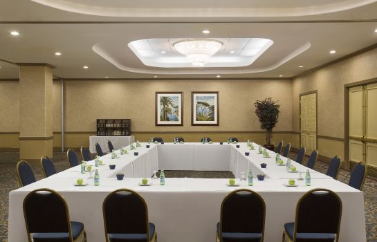 Sala de reuniones Embassy Suites by Hilton San Francisco Airport