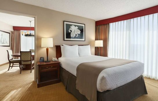 Kamers Embassy Suites by Hilton San Francisco Airport