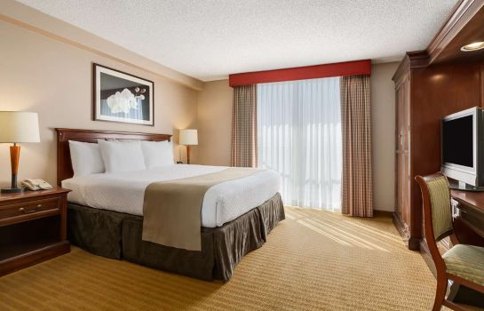 Zimmer Embassy Suites by Hilton San Francisco Airport