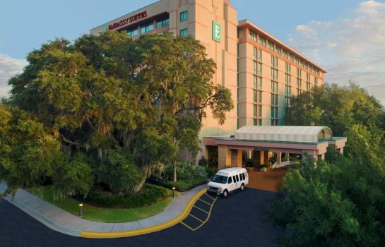 Buitenaanzicht Embassy Suites by Hilton Tampa USF Near Busch Gardens