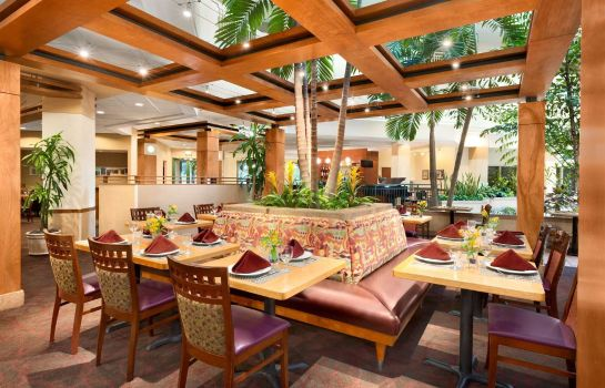 Restaurant Embassy Suites by Hilton Tampa USF Near Busch Gardens