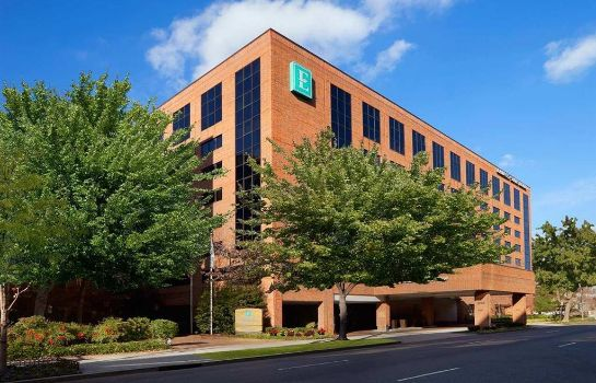 Außenansicht Embassy Suites by Hilton Washington DC Georgetown