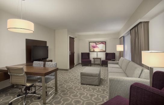 Zimmer Embassy Suites by Hilton Washington DC Georgetown