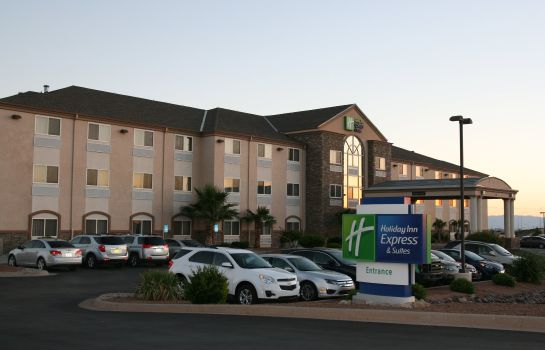 Außenansicht Holiday Inn Express & Suites ALAMOGORDO