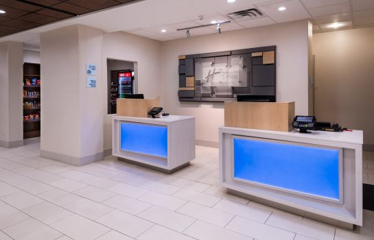 Hotelhalle Holiday Inn Express & Suites ALAMOGORDO