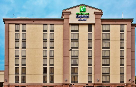 Außenansicht Holiday Inn Express & Suites ATLANTA N-PERIMETER MALL AREA