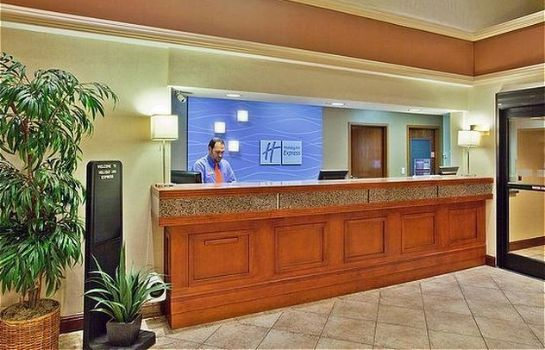 Hotelhalle Holiday Inn Express & Suites ATLANTA N-PERIMETER MALL AREA