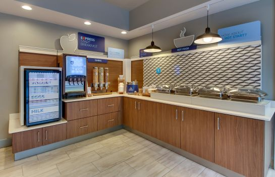 Restaurant Holiday Inn Express & Suites ATLANTA N-PERIMETER MALL AREA