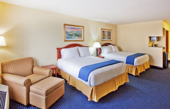 Zimmer Holiday Inn Express & Suites ATLANTA N-PERIMETER MALL AREA