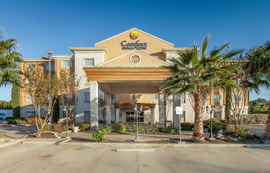 Buitenaanzicht Comfort Inn & Suites Texas Hill Country