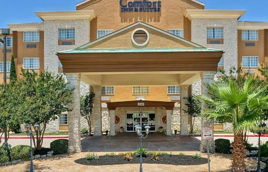Vista esterna Comfort Inn and Suites Texas Hill Countr