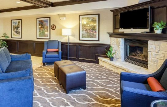 Hotelhalle Comfort Inn & Suites Texas Hill Country