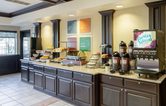 Restaurante Comfort Inn & Suites Texas Hill Country