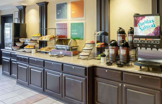 Ristorante Comfort Inn and Suites Texas Hill Countr
