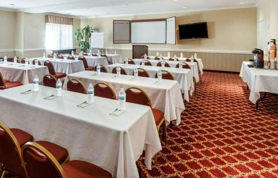 Conference room Comfort Inn & Suites Texas Hill Country