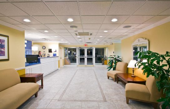 Hotelhalle Holiday Inn Express & Suites NAPLES NORTH - BONITA SPRINGS