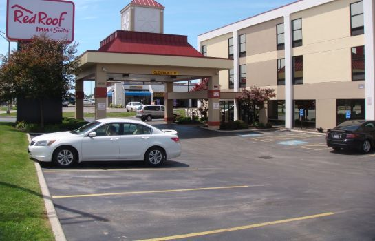 Buitenaanzicht Holiday Inn Express COLUMBUS-WEST