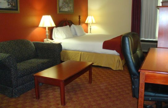 Kamers Holiday Inn Express COLUMBUS-WEST